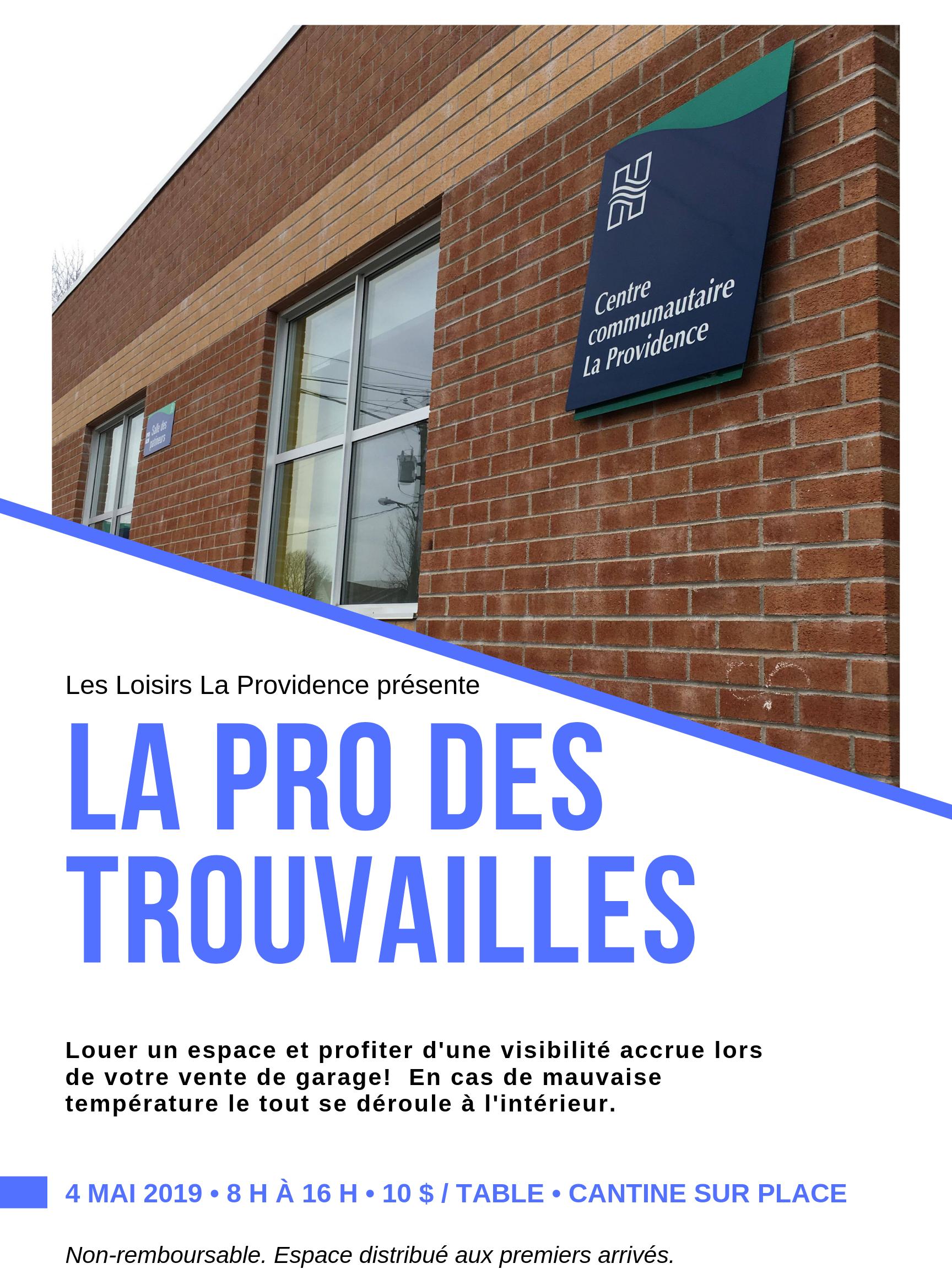 La Pro des trouvailles 2019 -3