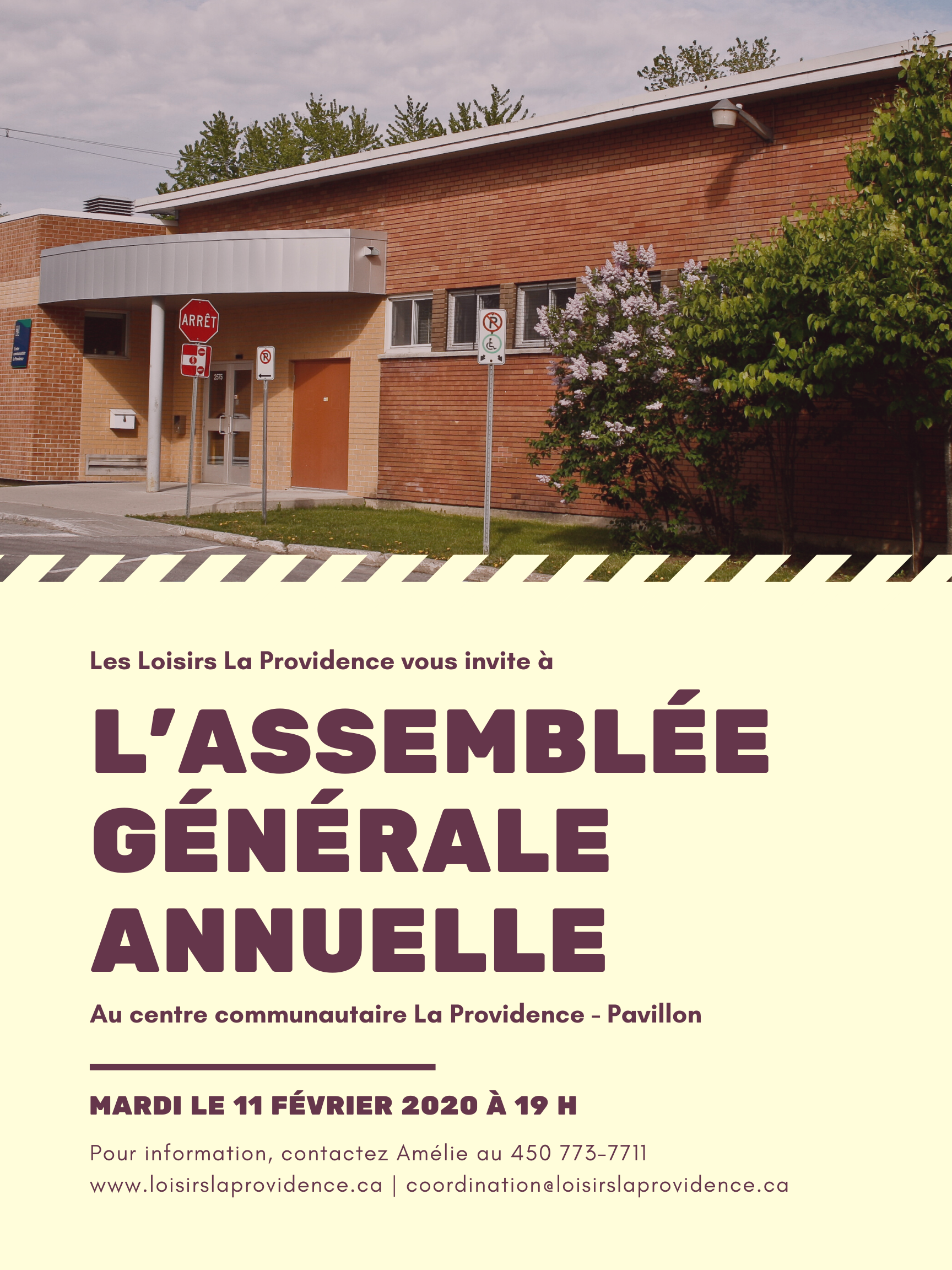 Affiche AGA 2020